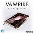 Vampire: The Masquerade (5th Edition) Official Notebook